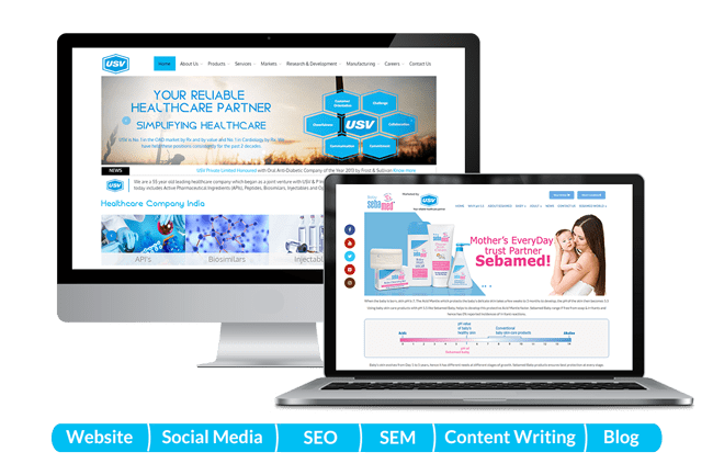 Sharptech Media - Digital Marketing Company in Mumbai, India