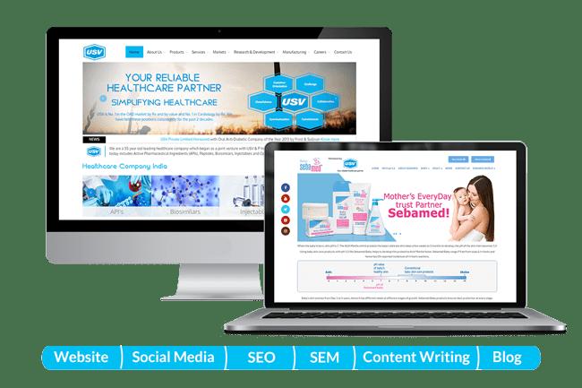Digital Marketing Company & Agency in Mumbai, India - Sharptech